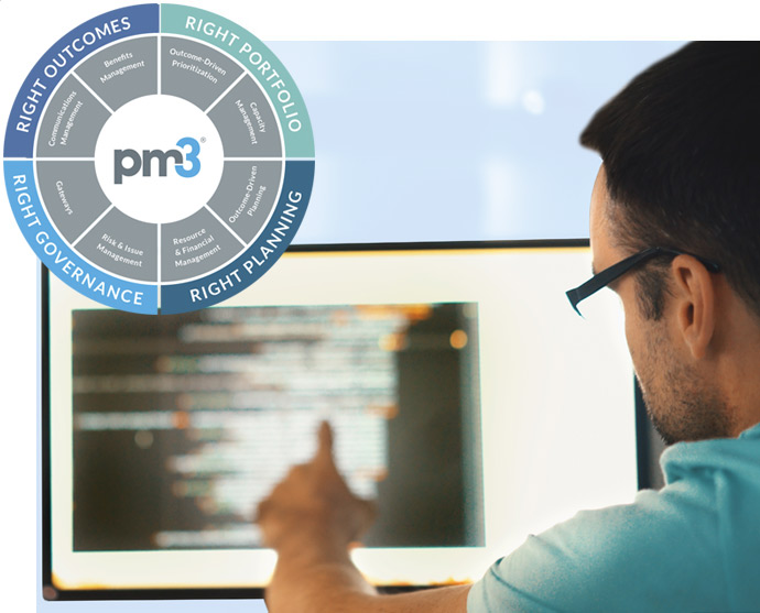 PM3 for IT departments