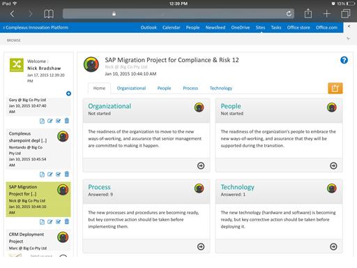 Readiness Audit App