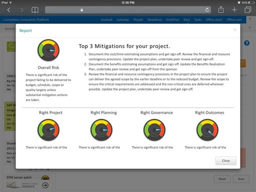Outcome Audit App