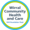 Wirral Community Health and Care logo